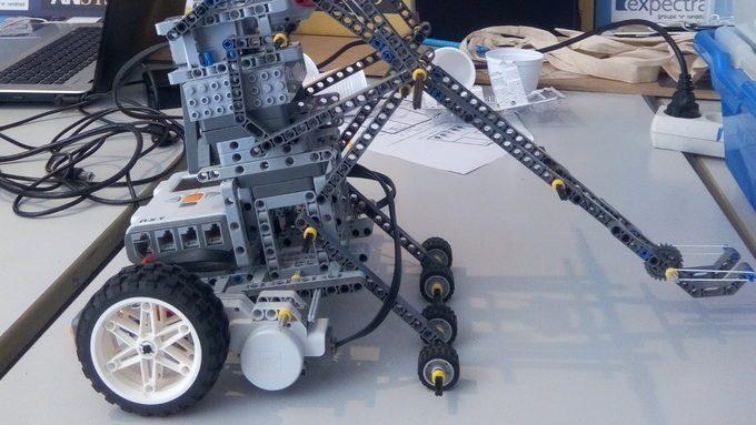 Concours LEGO ISTIA